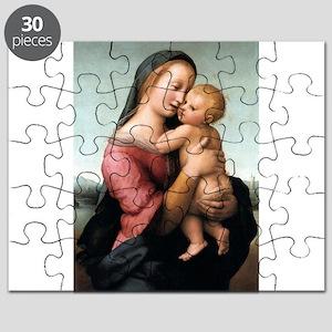 The Tempi Madonna - Raphael Puzzle