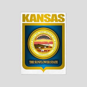 Kansas (Gold Label) 5'x7'Area Rug