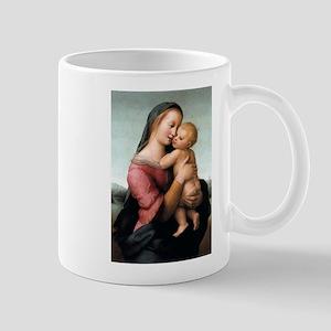 The Tempi Madonna - Raphael 11 oz Ceramic Mug