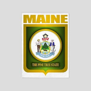 Maine (Gold Label) 5'x7'Area Rug