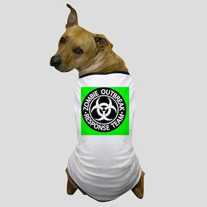 ZRT Black1220Green Dog T-Shirt