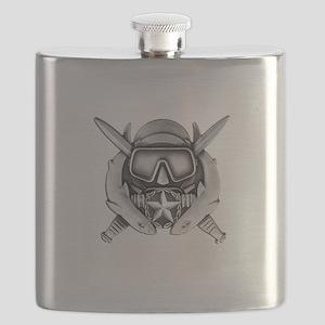 10x10_apparel INST WHT Flask