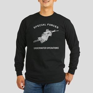 10x10_apparel JB wht text Long Sleeve Dark T-Shirt