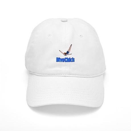 DiveChick Logo Cap