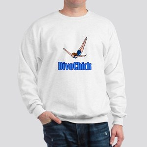 DiveChick Logo Sweatshirt