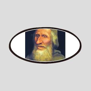 Head of an Old Man- Quinten Massys - c 1525 Patch