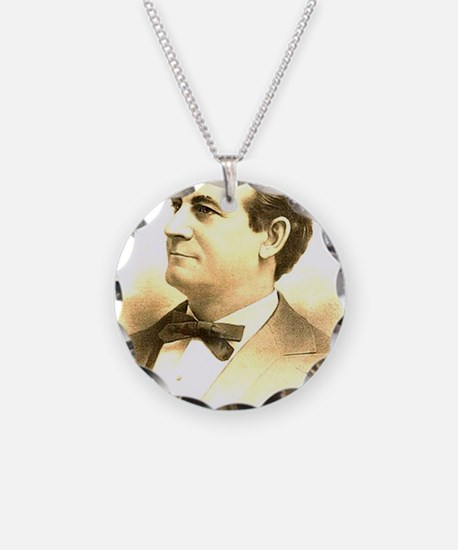 ART WJ BRYAN DEM NOMINEE Necklace