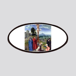 The Crucifixion - Quinten Massys - c 1520 Patch