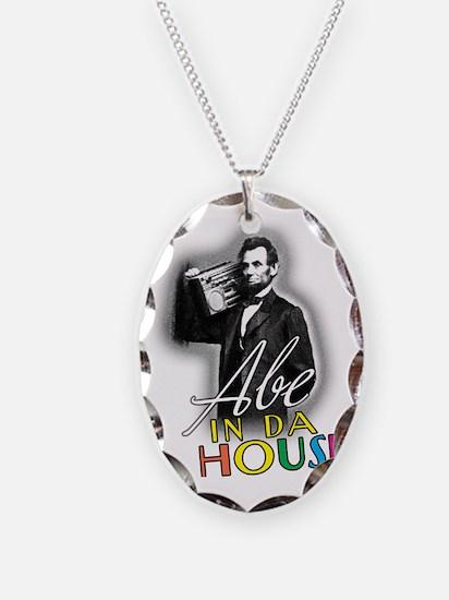 Abe In Da House Necklace