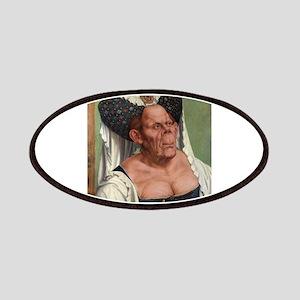 The Ugly Duchess - Quinten Massys - c 1520 Patch