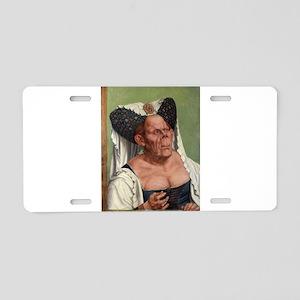The Ugly Duchess - Quinten Massys - c 1520 Aluminu