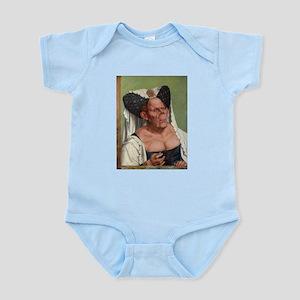 The Ugly Duchess - Quinten Massys - c 1520 Baby Li