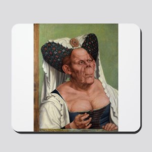 The Ugly Duchess - Quinten Massys - c 1520 Mousepa