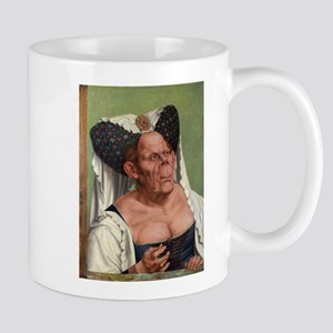 The Ugly Duchess - Quinten Massys - c 1520 11 oz C