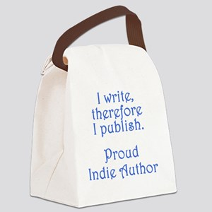 indie proud Canvas Lunch Bag