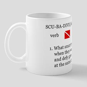 ScubaDive Mug