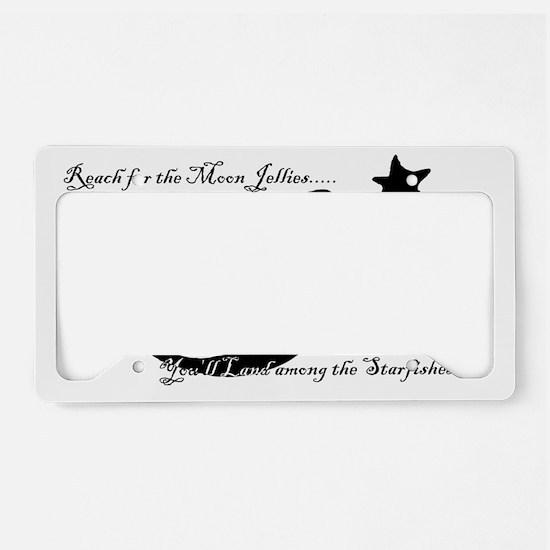 starfishestshirt license plate holder - Mermaid License Plate Frame