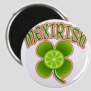 mexirish-lime Magnet