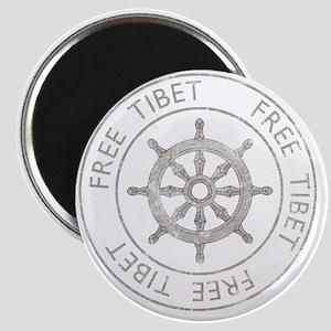 tibet31Bk Magnet