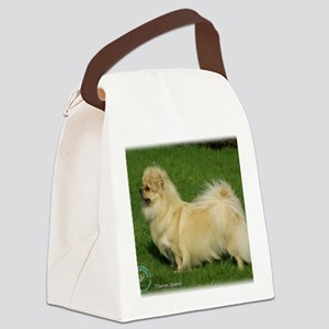 Tibetan Spaniel 9T070D-058 Canvas Lunch Bag
