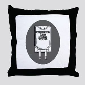 Pharmacists think outside the Throw Pillow
