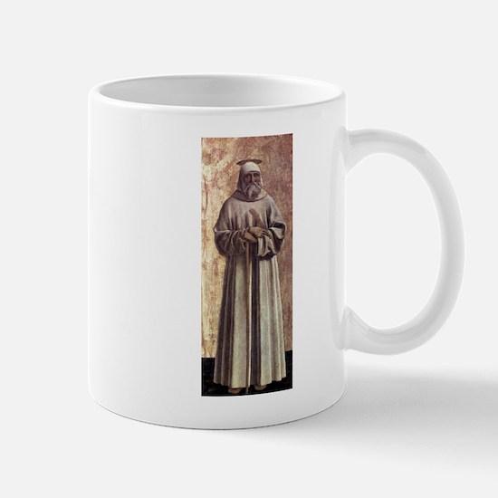 Saint Benedict - Piero della Francesca Mug
