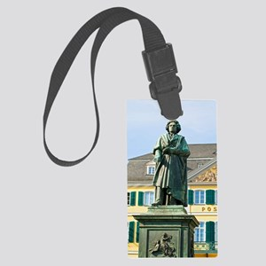 Beethoven Large Luggage Tag