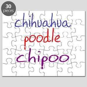 chipoo_black Puzzle