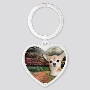 godmadedogs Heart Keychain