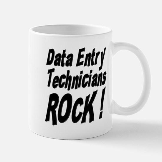 Data Entry Rocks ! Mug