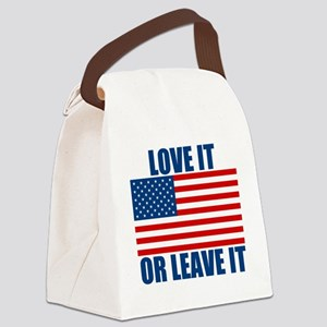 LOVEIT Canvas Lunch Bag