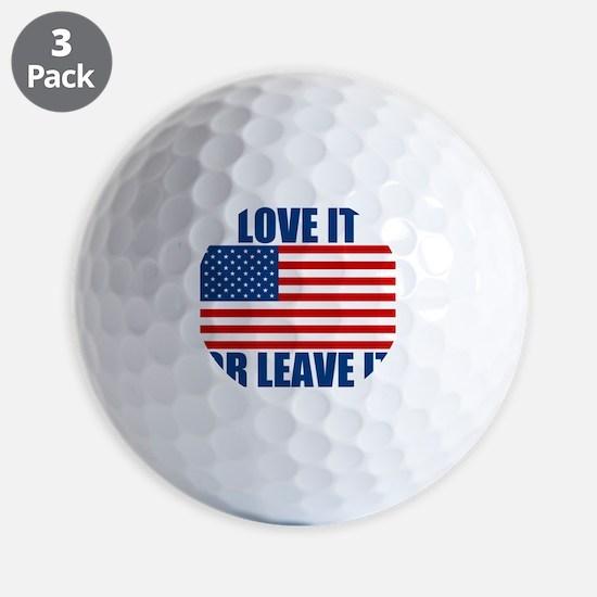 LOVEIT Golf Ball