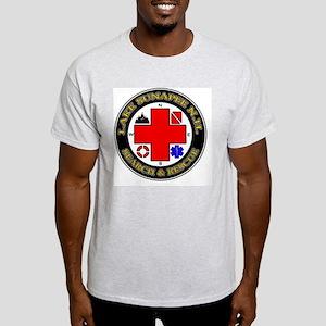 Lake Sunapee Seacrch and Rescue Circ Light T-Shirt