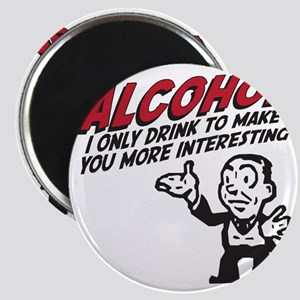 alcohol Magnet