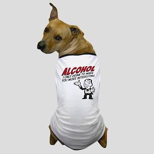 alcohol Dog T-Shirt
