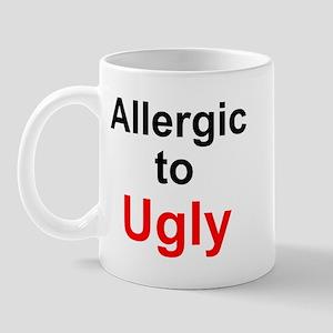 Allergic to Ugly Mug