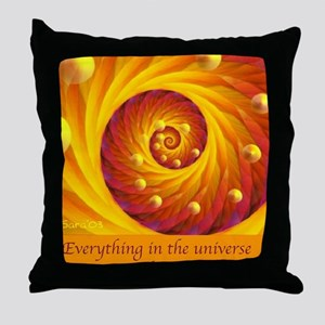 Universe Within Throw Pillow