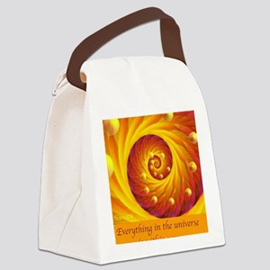 Universe Within Canvas Lunch Bag