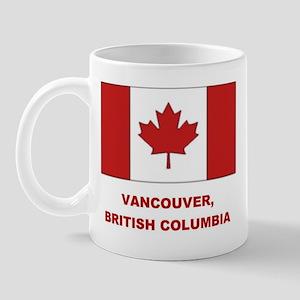 Vancouver Can Flag Mug