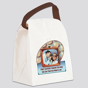 cp-rtv-apparel-wasp Canvas Lunch Bag