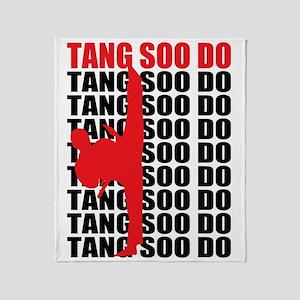 Tang Soo Do Light Throw Blanket