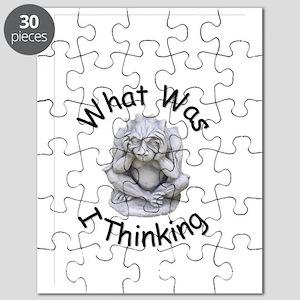 gargoyle what was I thinking Puzzle
