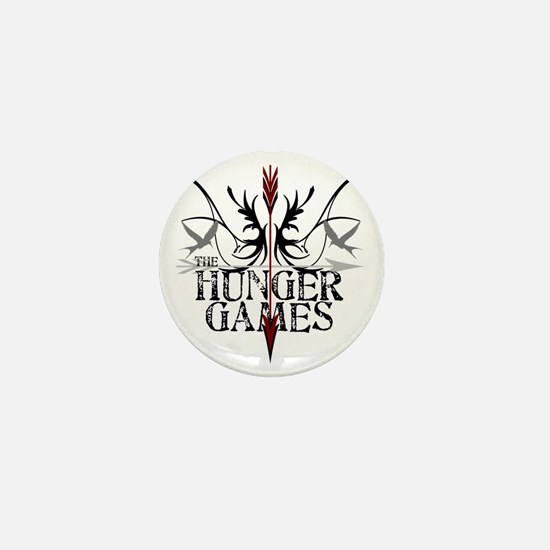 best hunger games t-shirts hunger game Mini Button