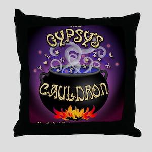 TGCcafeLOGO Throw Pillow