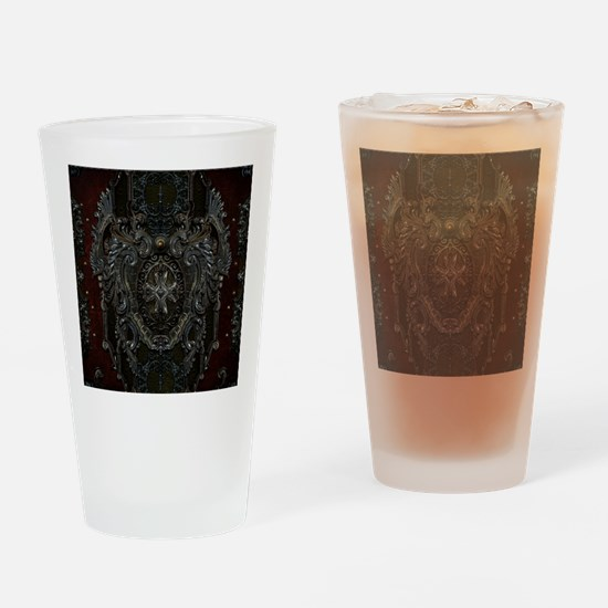 RHframedpanel Drinking Glass