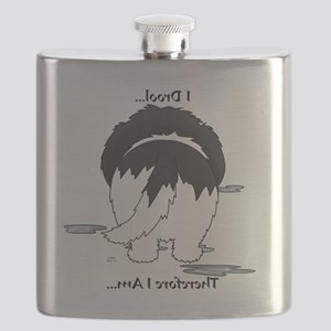 LandseerDroolMirrorLight Flask