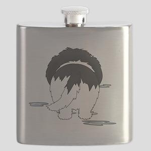 LandseerDroolMirrorDark Flask