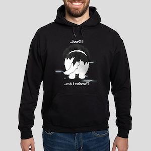 LandseerDroolMirrorDark Hoodie (dark)
