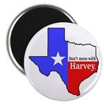 Dont Mess With Harvey Magnets