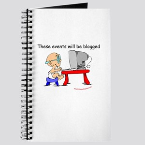 Blogger Baby Journal